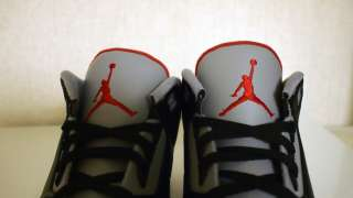 Nike Air Jordan 3 III Retro 2011 Black Cement