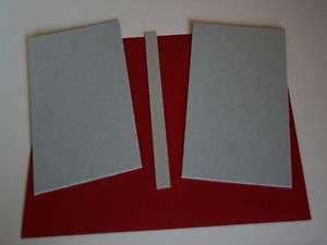 Buchdecken   Material für 10 Decken zum selber machen