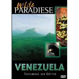 Wilde Paradiese   Venezuela   Tafelberge der Götter  Filme
