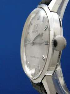 Mans Vintage Tissot Seastar Stainless Watch (54528)