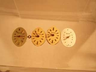 Vintage Bulova quartz watch movements!!!
