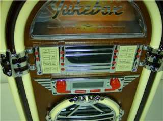 CD Jukebox Stereo System AM/FM Plays  on SD card USB