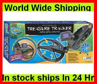 Slinky Toys Treasure Tracker Metal Detector |