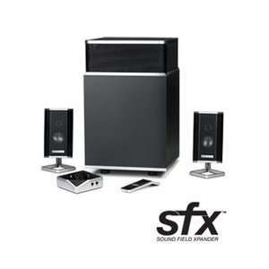 2.1 High Style Stereo System Electronics