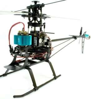 Esky Honey Bee CP3 6CH Rc Helicopter   2.4GHz Version Schweizer 300