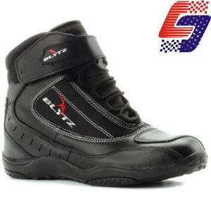 Waterproof Short Ankle Motorbike Motorcycle Scooter Sports Boots