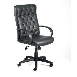Boss Office Chairs High Back Leather Executive Chair