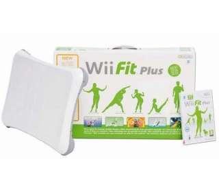 NINTENDO Wii Fit Plus (Wii Balance Board inclusa)+ Wii Balance Board