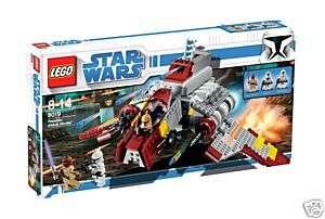 LEGO Star Wars 8019 Republic Attack Shuttle NOVITà2009