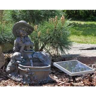 Granit Springbrunnen Kugelbrunnen Gartenbrunnen Garten