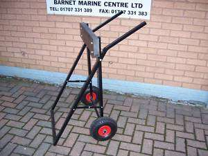 FOLDING Outboard Engine Motor Stand Max 90hp Trolley