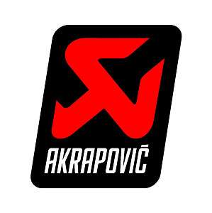 Akrapovic Logo decal sticker CHOOSE SIZE/COLOR/STYLE