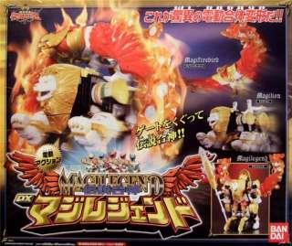 Power Rangers Toy Mystic Force Manticore Megazord Japan