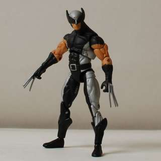E05 MARVEL UNIVERSE 3.75 INCH X FORCE WOLVERINE