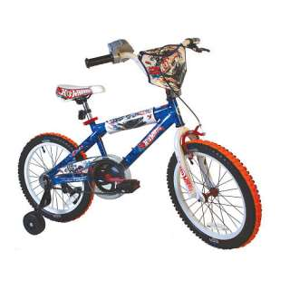 Dynacraft 18 inch Bike   Boys   Hot Wheels   Dynacraft   Bikes   FAO