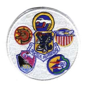 81st TFW 4 Tactical Fighter Wing Patch Office Products