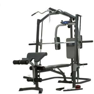 Marcy MP3100 Smith Machine With Weight Bench Accepts Standard