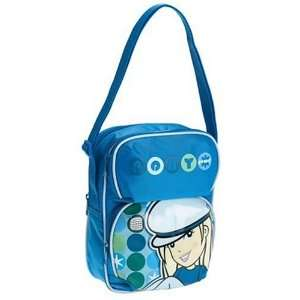 Polly Pocket DJ Shoulder Bag   Bright Blue Toys & Games
