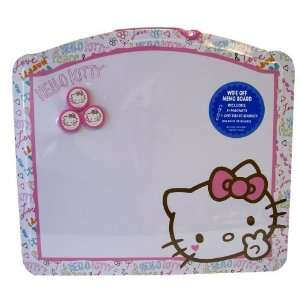 Hello Kitty White Board Toys & Games
