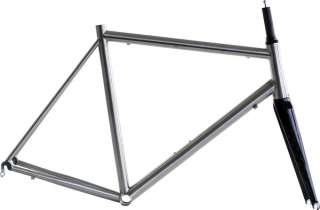 Hasa Titanium Road Bike Frame And Fork 56cm