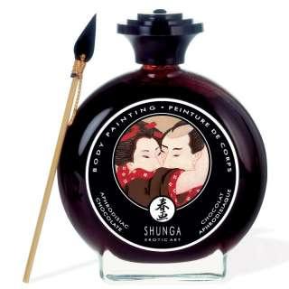 Shunga Edible Body Paint Aphrodisiac Chocolate   £ 9.99   Shunga