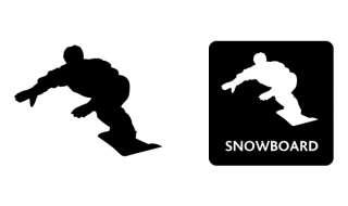ADESIVO SNOWBOARD PER TAVOLE AUTO MOTO TUNING