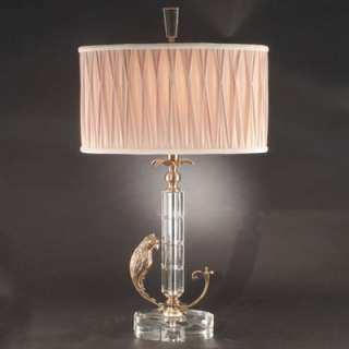 Dale Tiffany Athena Crystal Table Lamp
