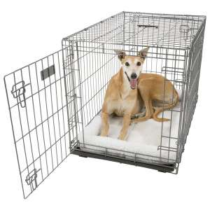 Midwest Select Triple Door Dog Crate   1300 Series   New Puppy Center