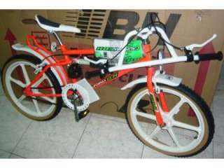 BICICLETA BH CALIFORNIA STAR3 BMX OLD SCHOOL NUEVA (11910524)