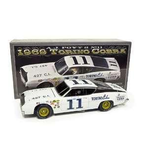 #11 A.J. Foyt Torino Cobra 1969 Ford Torino 1/24 Diecast