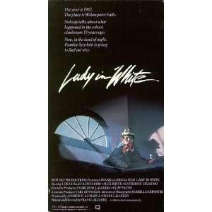 Lady in White [VHS] Lukas Haas, Len Cariou, Alex Rocco