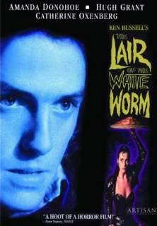 The Lair Of The White Worm: Hugh Grant, Amanda Donohoe