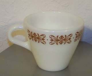Pyrex Corning Tall Cups Model 721