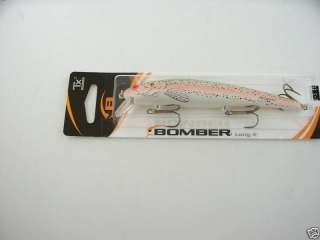 Bomber Long 15 a 15a rainbow trout AXRT Salmon Lure NEW