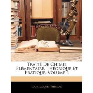 French Edition) (9781143927317): Louis Jacques Thénard: Books