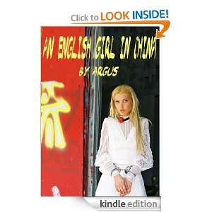 An English Girl in China: JJ Argus:  Kindle Store