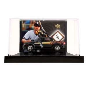 UD MLB Ford SVT Adrenalin w/Card White Sox   Paul Konerko: