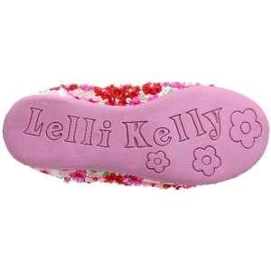 Lelli Kelly PRIMULA Pink Ballerina Slip on ballet Shoes