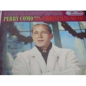 Perry Como Sings Merry Christmas Music Perry Como Music