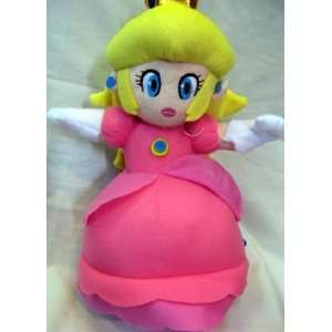 Plush   Super Mario Bro   12 Princess Peach Toys & Games
