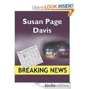 Breaking News Susan Page Davis  Kindle Store