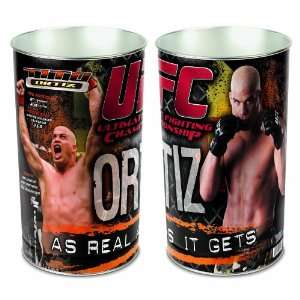 com UFC Mixed Martial Arts Tito Ortiz Wastebasket Sports & Outdoors