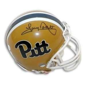 Tony Dorsett Pittsburgh Panthers NCAA Hand Signed Mini Helmet