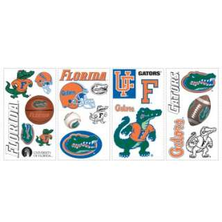 Florida Gators   Removable Wall Decals   Costumes, 79743