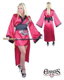 Geisha Girl Adult Costume  Wholesale International Halloween Costume