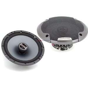 Alpine   SPE 6000   Full Range Car Speakers Car
