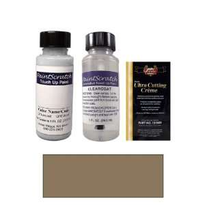 Medium Suede Metallic Paint Bottle Kit for 1988 AMC Alliance (GK4/PK4