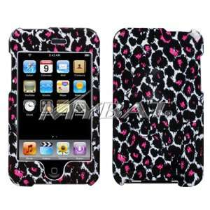 iPod Touch 2nd/3rd Gen)   Hot Pink Leopard Cell Phones & Accessories