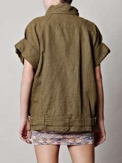 Ulyse oversized jacket  Isabel Marant