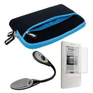 Premuim skque blue glove series case+black skque universal